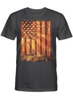 Flag sunshine 55- Hunting shirt