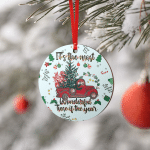 It's the most wonderful time of year - Ornament