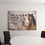 This is us - Horse