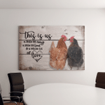 This is us - Chicken