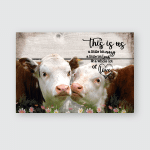 This is us - Cow