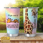 I'll get oever it - Giraffe