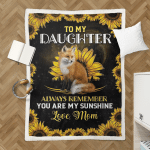 To my daughter - Fox