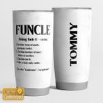 Funcle - Tumbler 20oz