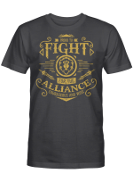 Proud to fight for the Alliance