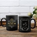 Because i'm the DM - Mug