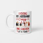 Driving my husband crazy