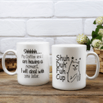 Suh duh fuh cup - Coffee - Cat