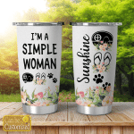 I'm a simple woman - Camping