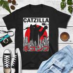 Catzilla T-shirt, Sweatshirt, Hoodie