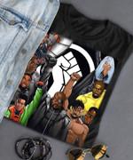 No Justice No Peace - Black Lives Matter T-shirt, Sweatshirt, Hoodie