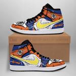 Goku Sneaker Boots J1 Dragon Ball Z Anime Shoes Fan Gift MN04