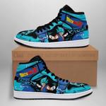 Vegito Blue Sneaker Boots J1 Dragon Ball Z Anime Shoes Fan Gift MN04
