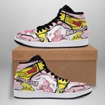 Skinny Majin Buu Sneaker Boots J1 Dragon Ball Z Anime Shoes Fan Gift MN04