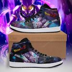 Beerus Sneaker Boots J1 Galaxy Dragon Ball Z Shoes Anime Fan PT04