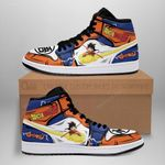 Goku Chico Sneaker Boots J1 Dragon Ball Z Anime Shoes Fan Gift MN04