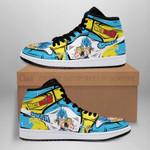 Gogeta Sneaker Boots J1 Dragon Ball Z Anime Shoes Fan Gift MN04