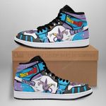 Beerus Sneaker Boots J1 Dragon Ball Z Anime Shoes Fan Gift MN04