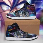 Vegito Sneaker Boots J1 Galaxy Dragon Ball Z Shoes Anime Fan PT04
