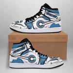 Capsule Corp Sneaker Boots J1 Dragon Ball Z Anime Shoes Fan Gift MN04