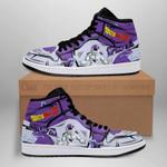 Frieza Classic Sneaker Boots J1 Dragon Ball Z Anime Shoes Fan Gift MN04