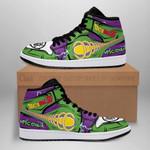 Piccolo Sneaker Boots J1 Dragon Ball Z Anime Shoes Fan Gift MN04
