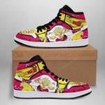 Broly Sneaker Boots J1 Dragon Ball Z Anime Shoes Fan Gift MN04