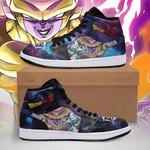 Frieza Sneaker Boots J1 Galaxy Dragon Ball Z Shoes Anime Fan PT04