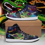 Shenron Sneaker Boots J1 Galaxy Dragon Ball Z Shoes Anime Fan PT04