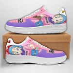 Bulma Sneakers Dragon Ball Z Shoes Anime Fan Gift PT04
