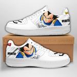Vegeta Sneakers Custom Dragon Ball Z Shoes Anime PT04