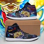 Trunks Sneaker Boots J1 Galaxy Dragon Ball Z Shoes Anime Fan PT04