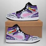 Frieza Sneaker Boots J1 Dragon Ball Z Anime Shoes Fan Gift MN04