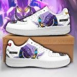 Beerus Sneakers Custom Dragon Ball Z Shoes Anime PT04