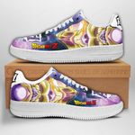 Frieza Sneakers Dragon Ball Z Shoes Anime Fan Gift PT04