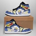 Android 18 Sneaker Boots J1 Dragon Ball Z Anime Shoes Fan Gift MN04