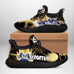 Vegeta Super Saiyan Sneakers Reze Dragon Ball Shoes Anime Fan Gift TT04