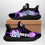 Frieza Sneakers Reze Dragon Ball Shoes Anime Fan Gift TT04
