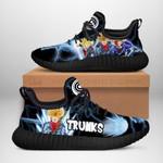 Future Trunks SSJ Sneakers Reze Dragon Ball Shoes Anime Fan Gift TT04