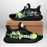 Dragon Ball Cell Sneakers Reze Dragon Ball Shoes Anime Fan Gift TT04