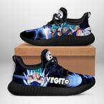 Vegito Sneakers Reze Dragon Ball Shoes Anime Fan Gift TT04