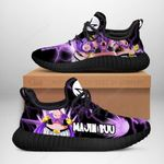 Majin Buu Sneakers Reze Dragon Ball Shoes Anime Fan Gift TT04