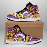 Master Roshi Sneaker Boots J1 Dragon Ball Shoes Anime Fan Gift Idea MN05