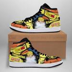 Goku Super Saiyan Sneaker Boots J1 Dragon Ball Shoes Anime Fan MN05