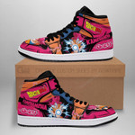 Goku God Sneaker Boots J1 Dragon Ball Shoes Anime Fan MN05