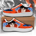 Goku Sneakers Custom Dragon Ball Shoes Anime Fan Gift PT05