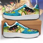 Bardock Sneakers Custom Dragon Ball Shoes Anime Fan Gift PT05