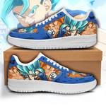 Vegito Sneakers Custom Dragon Ball Shoes Anime Fan Gift PT05