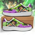Broly Sneakers Custom Dragon Ball Shoes Anime Fan Gift PT05