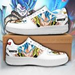 Gogeta Sneakers Custom Dragon Ball Z Shoes Anime Fan PT04